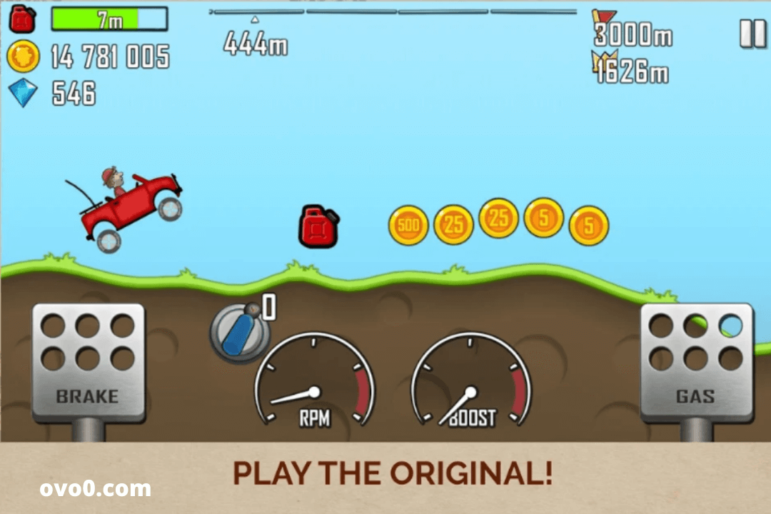 Hill Climb Racing MOD Download Latest Version 2020 1