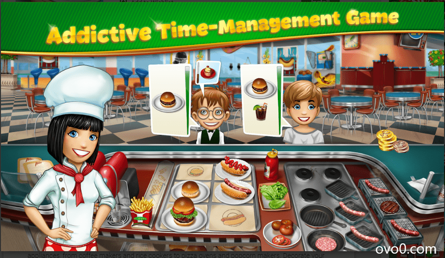 Cooking fever MOD APK 2020 Latest Version Download ( MOD, Unlimited Everything) 1
