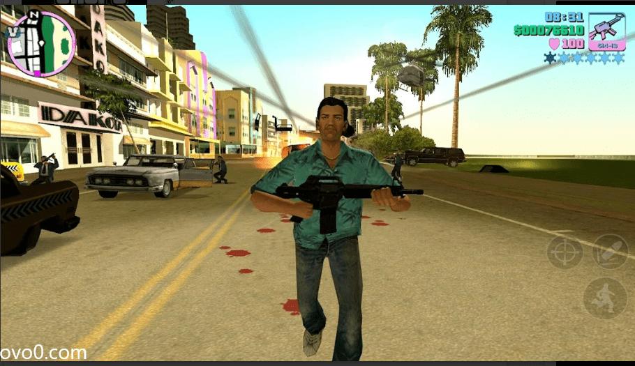 GTA Vice City APK Download Original + Modded Version 2