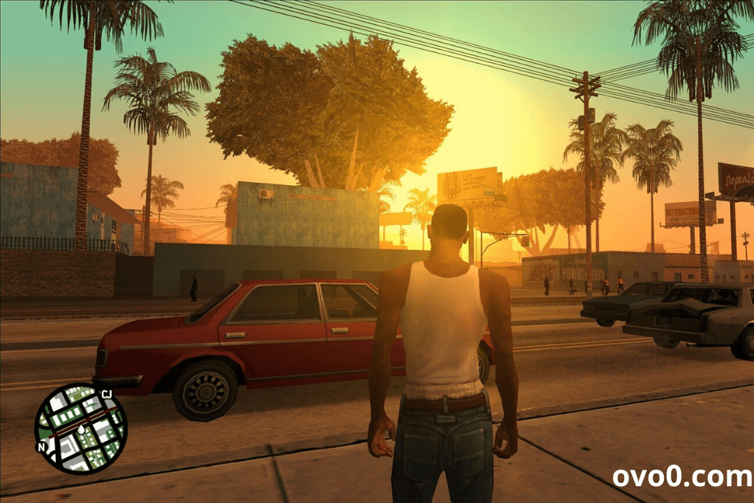 Free Download GTA San Andreas APK & OBB for Android 2020 2