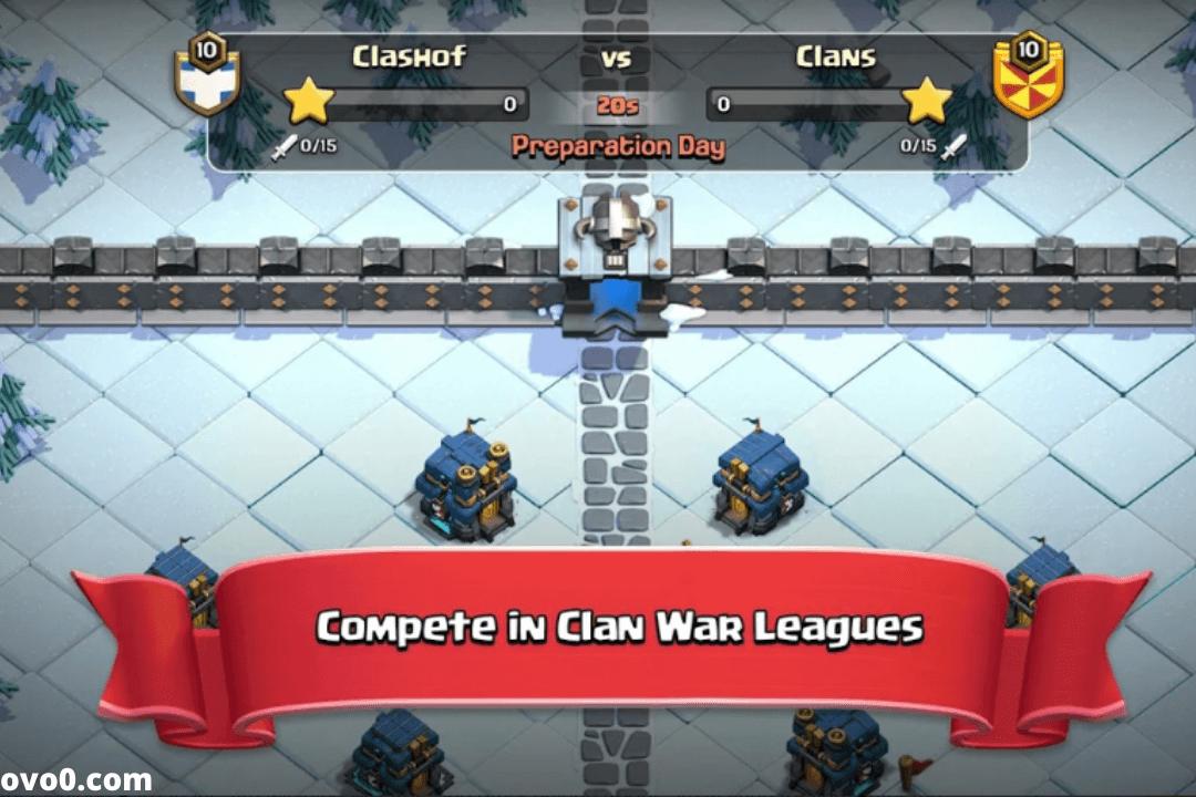 Clash of Clans MOD APK v14.135 COC Download Unlimited Everything 2021 3