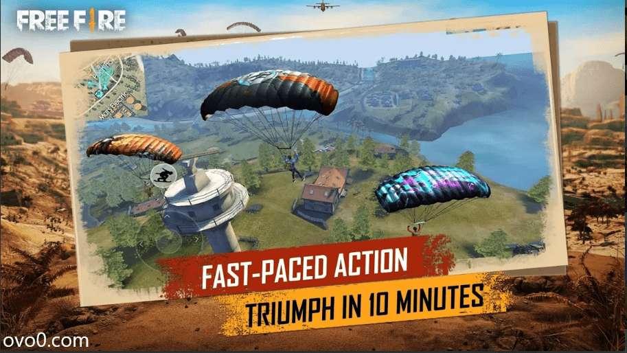 Garena Free Fire MOD APK with OBB Latest Version 2020 – Unlimited 3
