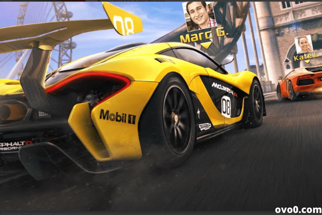 Asphalt 8 MOD APK – Download Latest Version Unlimited 4