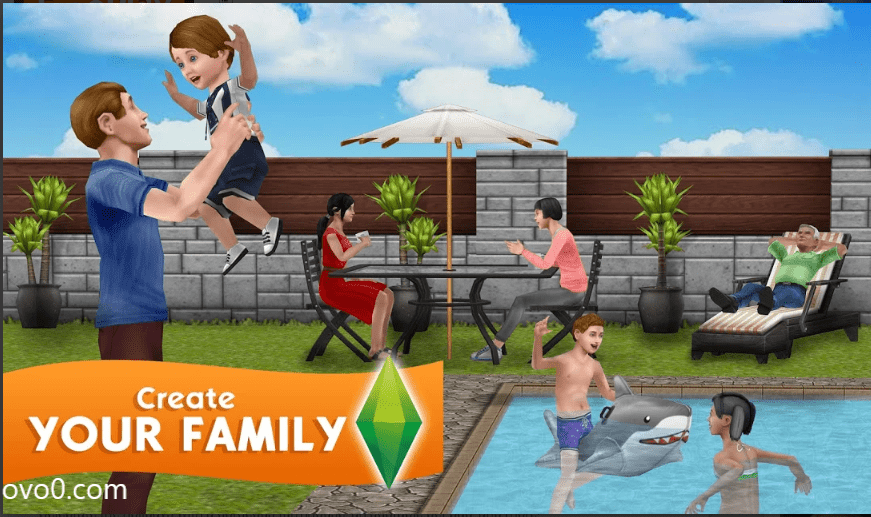 The Sims FreePlay MOD APK Download (Unlimited Money/LP) 4