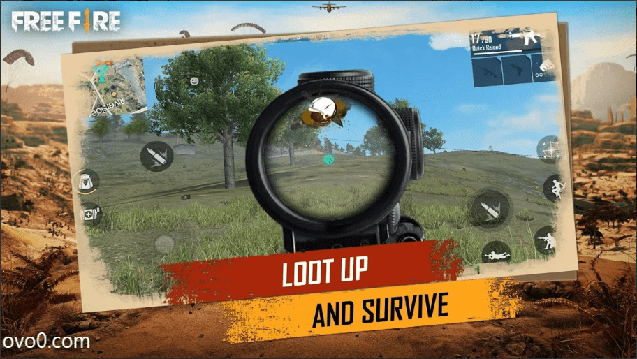 Free Fire MOD APK 2020 Download ( Unlimited Everything ) Latest Version 4