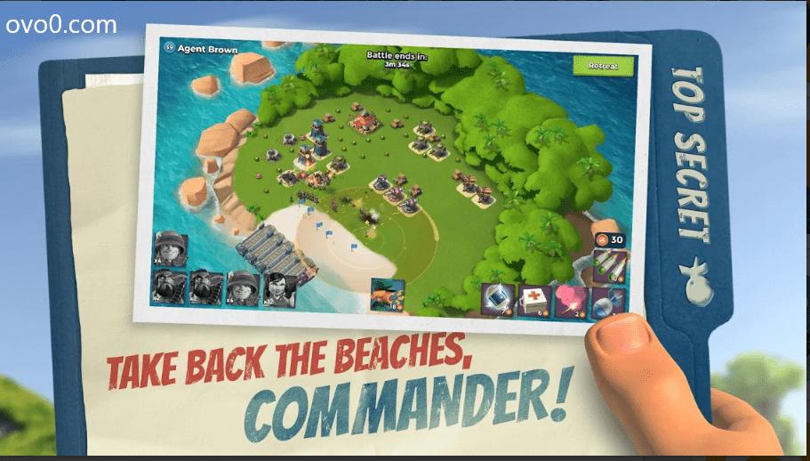 Download Boom Beach Mod Apk Unlimited Money Latest Version 1