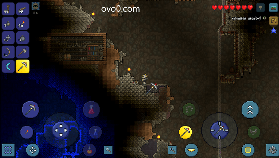 Terraria APK + MOD+OBB v2.1.1.0 Download for Android 2021 2