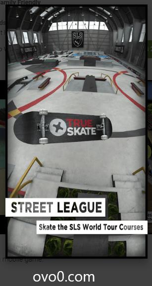 Download True Skate APK for Android 2020 – Money Mod Version 2