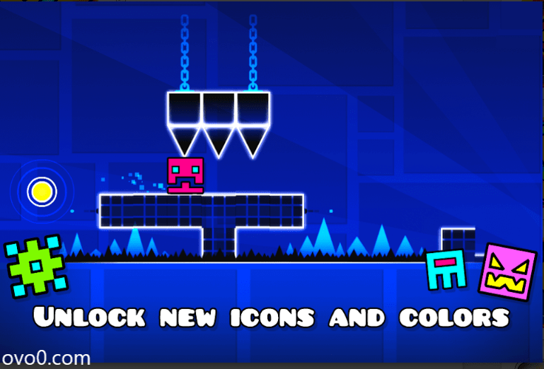 Download Geometry Dash Mod APK Version 2.3 – Latest 2020 Unlock Dash Mod Apk Unlimited Everything 4