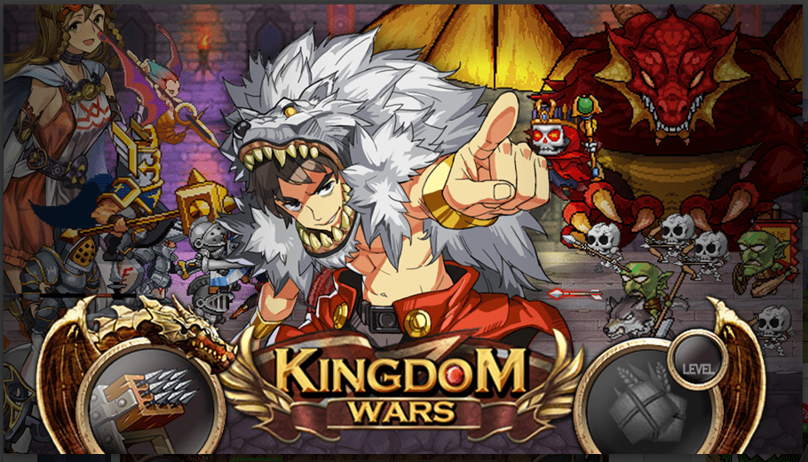 Download Kingdom Wars MOD APK Version 2020 – Mod Unlimited Money 1