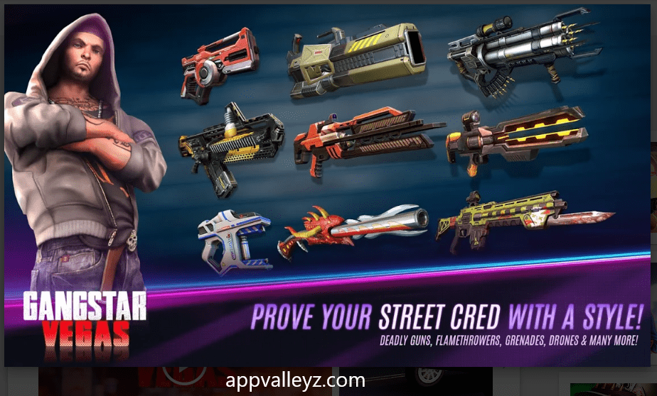 Gangstar Vegas MOD APK v6.1.12 Download for Android 2021 Latest Version 4