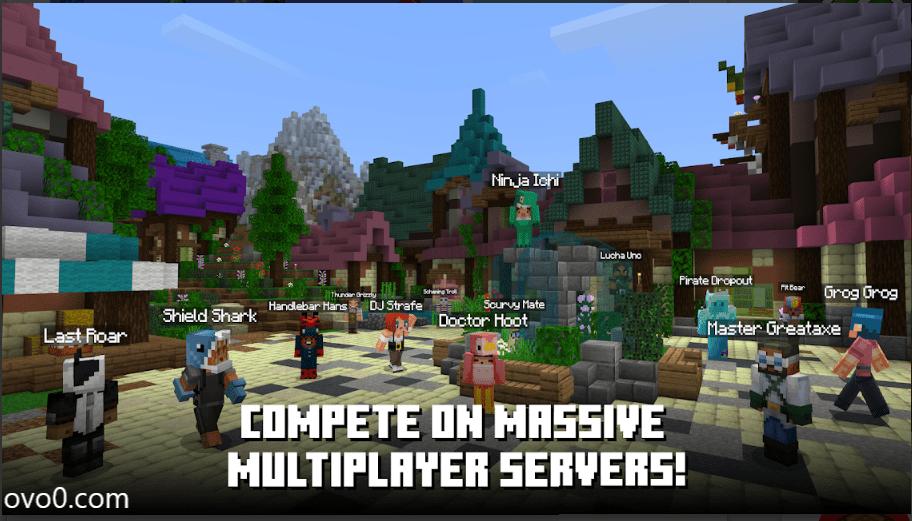 Minecraft APK – Free Download Pocket Edition | Pe 2020 | Gratis | Indir 4