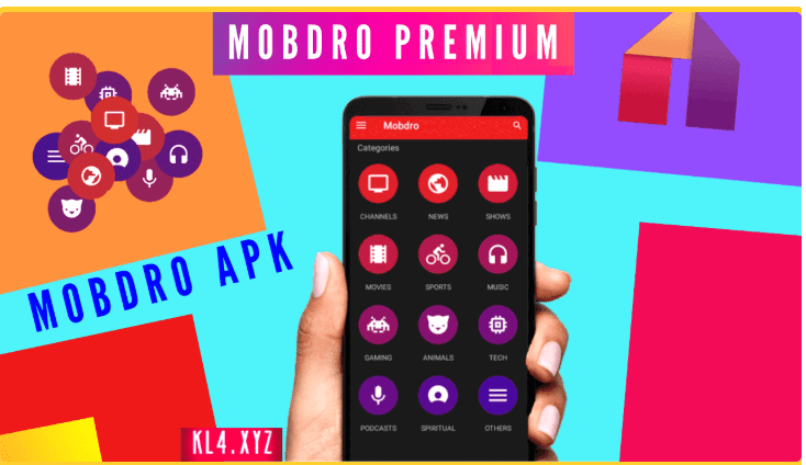 Download Mobdro APK Latest Version For Android 5